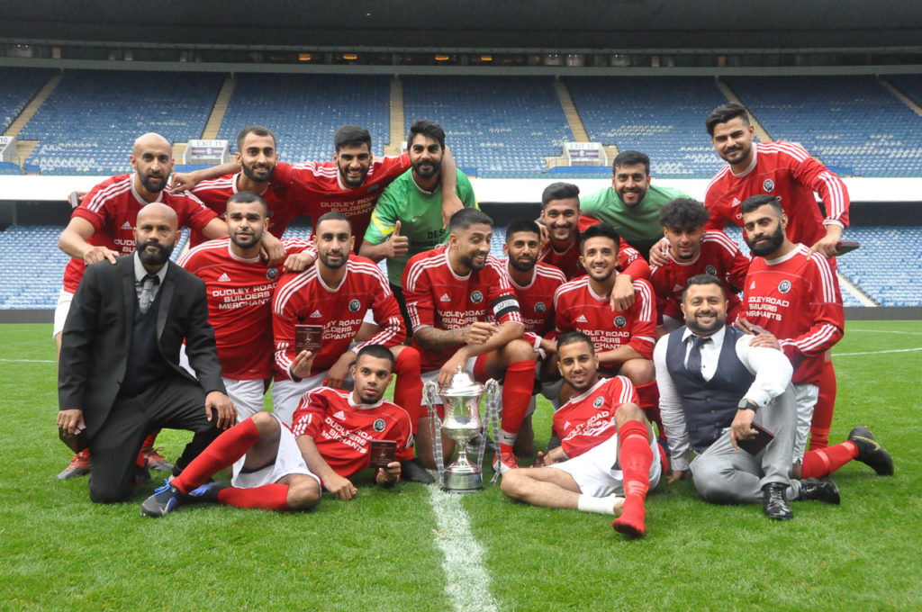 Reigning Champions - Azaad Sports FC